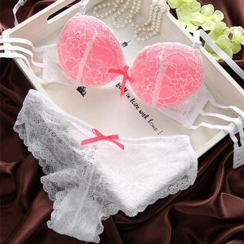 Bra Stylish Lace Set [42890166297]