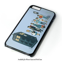 Harry Potter,Alice,Paterpan And Other Tardis iPhone 4 4S 5 5S 6 6 Plus Case and iPod Touch 4 5 Case
