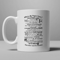 The Office Dwight's Perfect Crime Coffee Mug