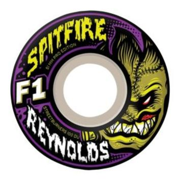 Spitfire Monster Mash Wheels at CCS