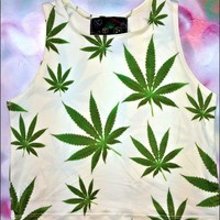 SWEET LORD O'MIGHTY! Lil Weed Tank