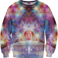 Astral Spirit astrology galaxy psychedelic sweatshirt Alterception, 10% off coupon: 030609
