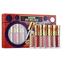 Buxom Don't Miss A Beat Full-On Lip Polish Collection