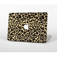 The Small Vector Cheetah Animal Print Skin Set for the Apple MacBook Pro 15""