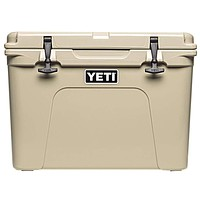Tundra Cooler 50 in Desert Tan by YETI