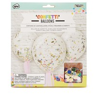 NPW Confetti Balloons Pack