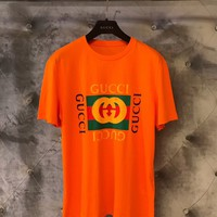 NEW 100% Authentic  2018ss Gucci T Shirt d011