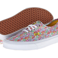 Vans Authentic x The Beatles