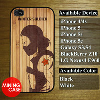winter soldier case - for iphone 4/4s, iphone 5, iphone 5s, iphone 5c,galaxy s3,s4, LG Nexus4 E960, BlackBerry Z10