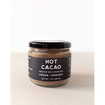 Hot Cocoa Jar by Retreat Drinks