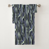 Entanglement Bath Towel Set