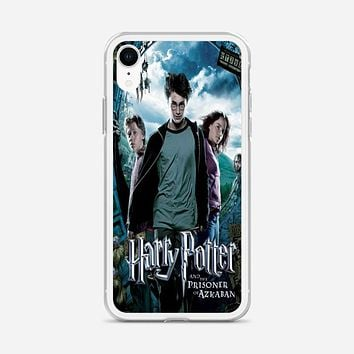 Harry Potter Ministry Of Magic iPhone XR Case