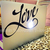 loveDecal for Macbook Pro Air or Ipad Stickers by Tloveskin