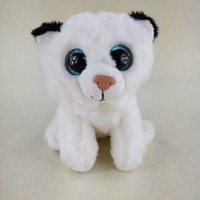 2017 New 13cm Lovely TY Beanie Boos Dog Plush Stuffed Animal Doll Toys For Kids Birthday Gifts