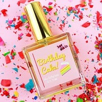 Birthday Cake Perfume Oil