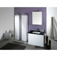 "Iotti by Nameeks Time 31.5"" NT7 Wall Mounted Bathroom Vanity Set - Set NT7 - Bathroom Vanities - Bathroom Fixtures - Bed & Bath"