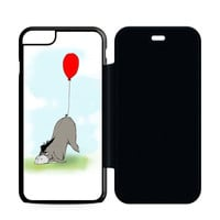 Eeyore And His Tail Flip Case iPhone 6   iPhone 6S   iPhone 6S Plus  Case