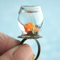 fishbowl ring