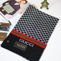 DCCKI2G GUCCI Fashion Winter Accessories Sunscreen Cape Scarves Scarf