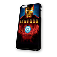 Iron Man Mask iPhone 6 Plus case