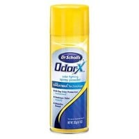 Dr Scholl's Odor-X Odor Fighting Spray Powder - 4.7 oz