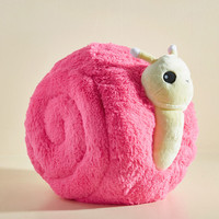 Come Snail Away With Me Pillow