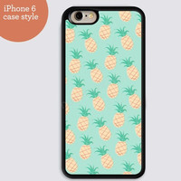 iphone 6 cover,Cartoon yellow pineapple iphone 6 plus,Feather IPhone 4,4s case,color IPhone 5s,vivid IPhone 5c,IPhone 5 case Waterproof 642