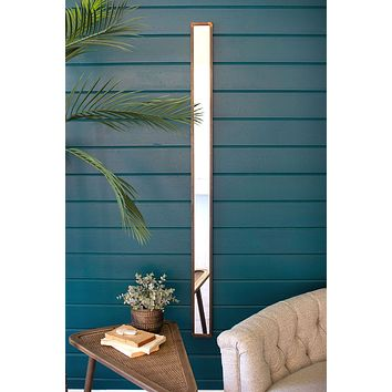 Tall Thin Wall Mirror - 4X60T