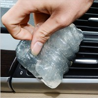 New Car Home Use Car/Keyboard Cleaner Universal Super Cleaning Glue Microfiber Dust Tool Cleaning Compound Gel