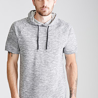 Marled French Terry Hoodie