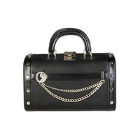 Versace EE1VOBBU3 E899 Black Satchel/Shoulder Bag