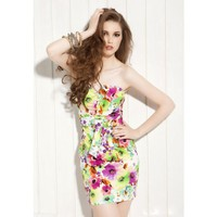 edlwise Floral mini dress edlwise