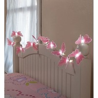 Amazon.com: Butterfly String Lights with Fiber-Optic Magic, 160 Inch: Toys & Games