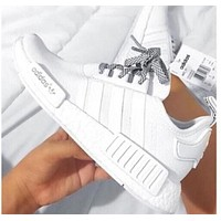 """ADIDAS"" New Fashion Trending Sports Fashion Casual Women Men Shoes White"