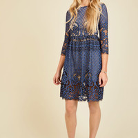 Tea Time Tradition Lace Dress
