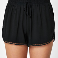 LA Hearts Knit Trim Soft Shorts at PacSun.com