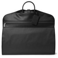 Alfred DunhillChassis Leather-Trimmed Suit Carrier MR PORTER