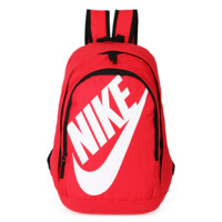 NIKE Fashion Letters Sports backpack (7 color) Sapphire Red