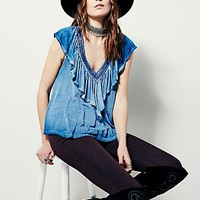 Free People Womens Buttercup Tee