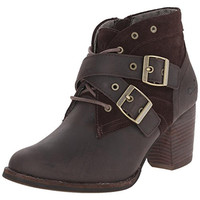Caterpillar Womens Briony Leather Waterproof Ankle Boots