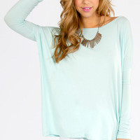 Sophia Long Sleeve Top $40