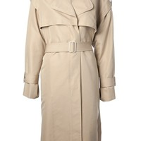 Chloé Belted Trench Coat