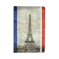 """Bruce Stanfield """" Vintage Paris"""" Mixed Media Travel Everything Notebook"""