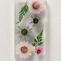Pressed Daisies iPhone 5 Case