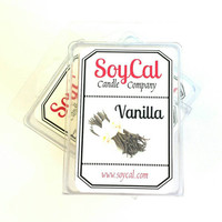 Vanilla - Scented Wax Melts - soy wax tart - soy wax melt - wax melt warmer - vanilla oil - vanilla candle