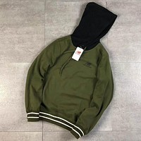 New Balance Lover Woman Men Casual Hoodie Top Sweater Pullover