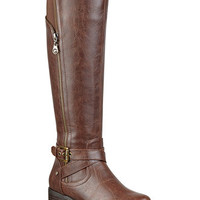 G by GUESS Halsey Wide Calf Riding Boots
