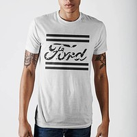 Ford Americana T-Shirt in White
