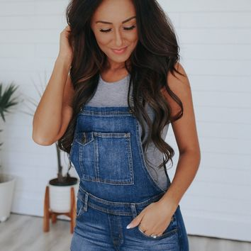 The Madilyn Overalls