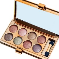 2018 New Shimmer Eye Shadow Brand Palette Waterproof Long Lasting 8 Color Pigmented Warm Glitter Eyeshadow Palette Luxury Makeup